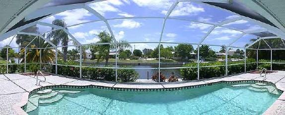 Ferienhaus in Florida mit Pool