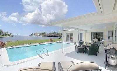 Ferienhaus mit Pool in Florida