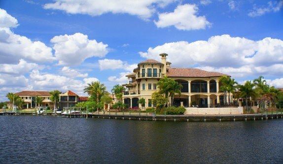 Luxusimmobilie in Cape Coral, Florida