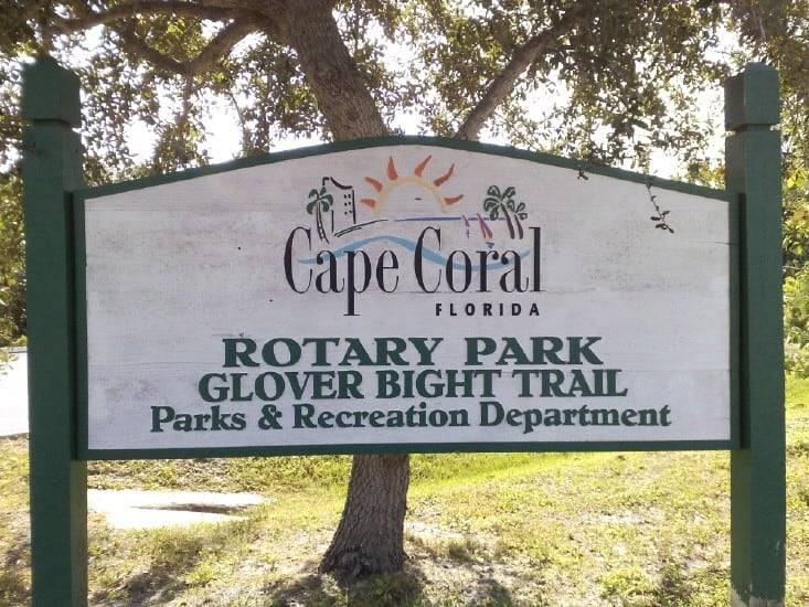 Rotary Park in Cape Coral, Florida