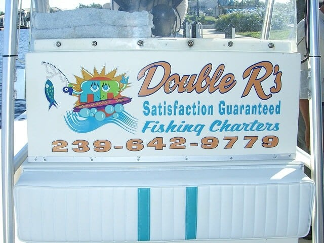 Double R's Manatee Eco-Tours in den Everglades