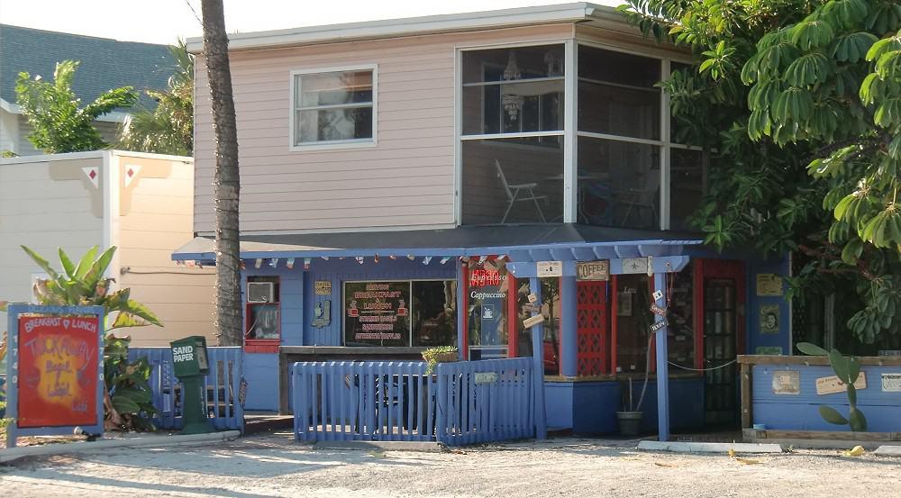 The Tuckaway Bagel & Waffle Cafe - Fort Myers Beach, Florida