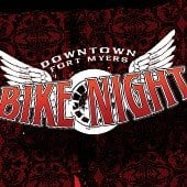 Bike Night Downtown Fort Myers, Florida