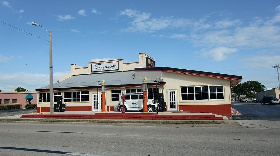 Ford's Garage in Cape Coral, Florida