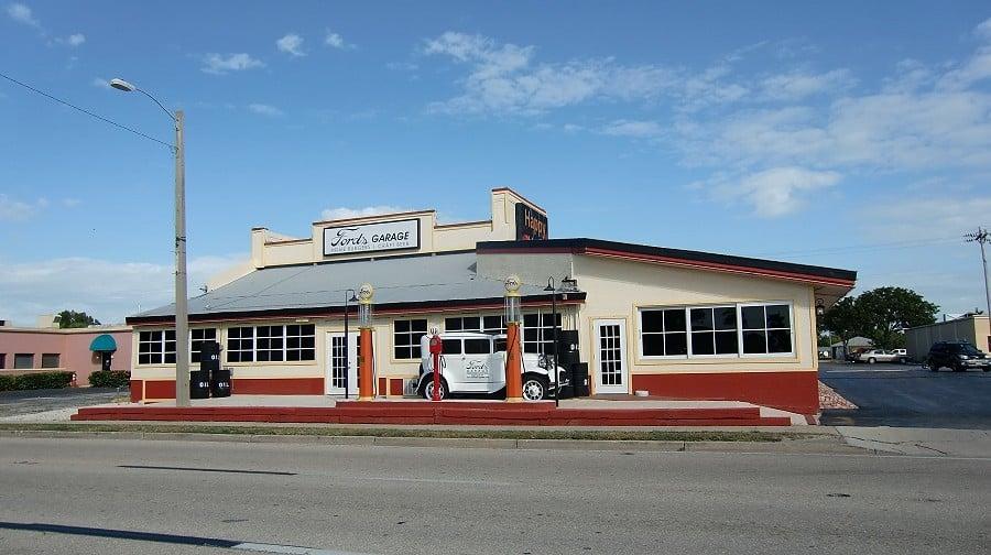 Restaurants bars in cape coral und umgebung for Garage ford auch