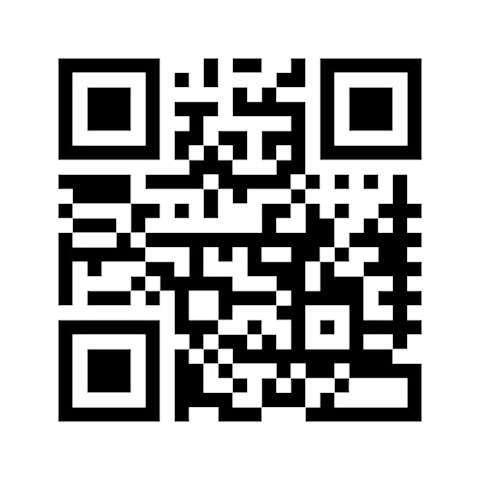 QR Code zur Homepage
