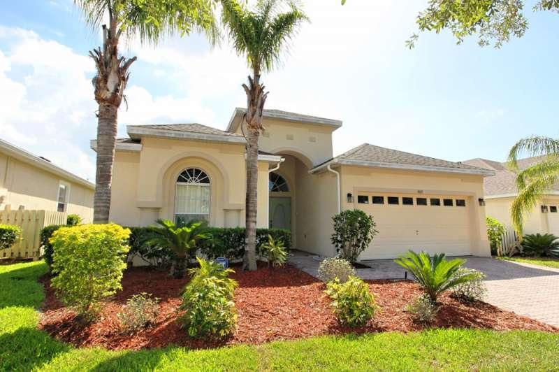 Luxusvilla am Golfplatz bei Orlando/Disney   SunshineState Network