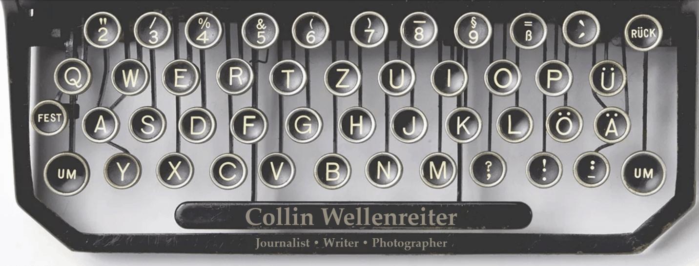 Collin Wellenreiter - Freier Journalist und Übersetzer