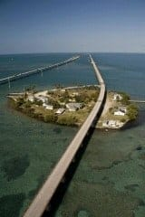 Seven Miles Bridge, Florida Keys