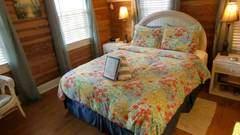 Motelzimmer auf Key West, Florida