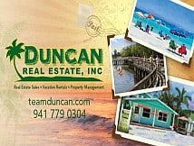 Duncan Real Estate - Sybille Petereit, Anna Maria Island