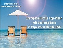 Intervilla GmbH - Ferienhäuser in Cape Coral, Florida