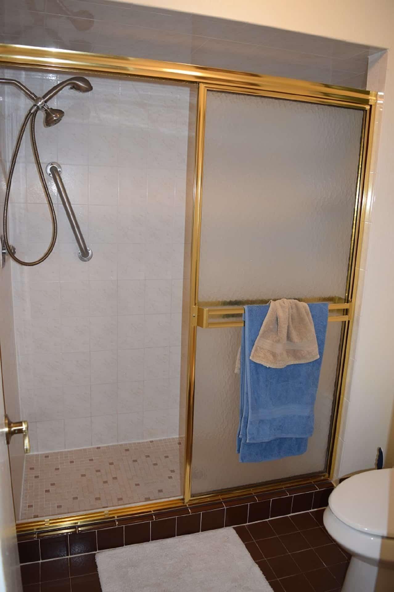 Masterbad mit Dusche