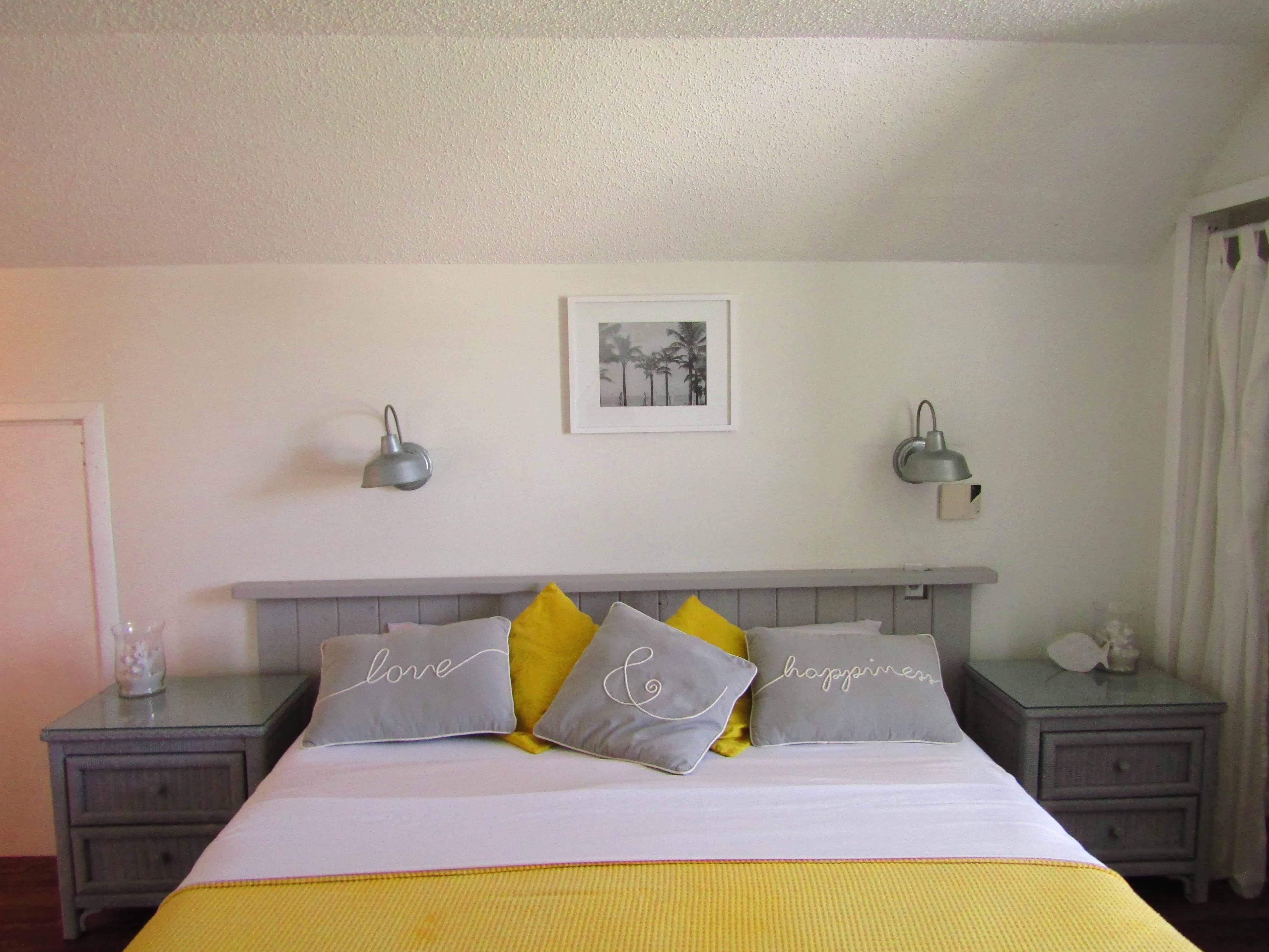 Master bedroom (first flooer)