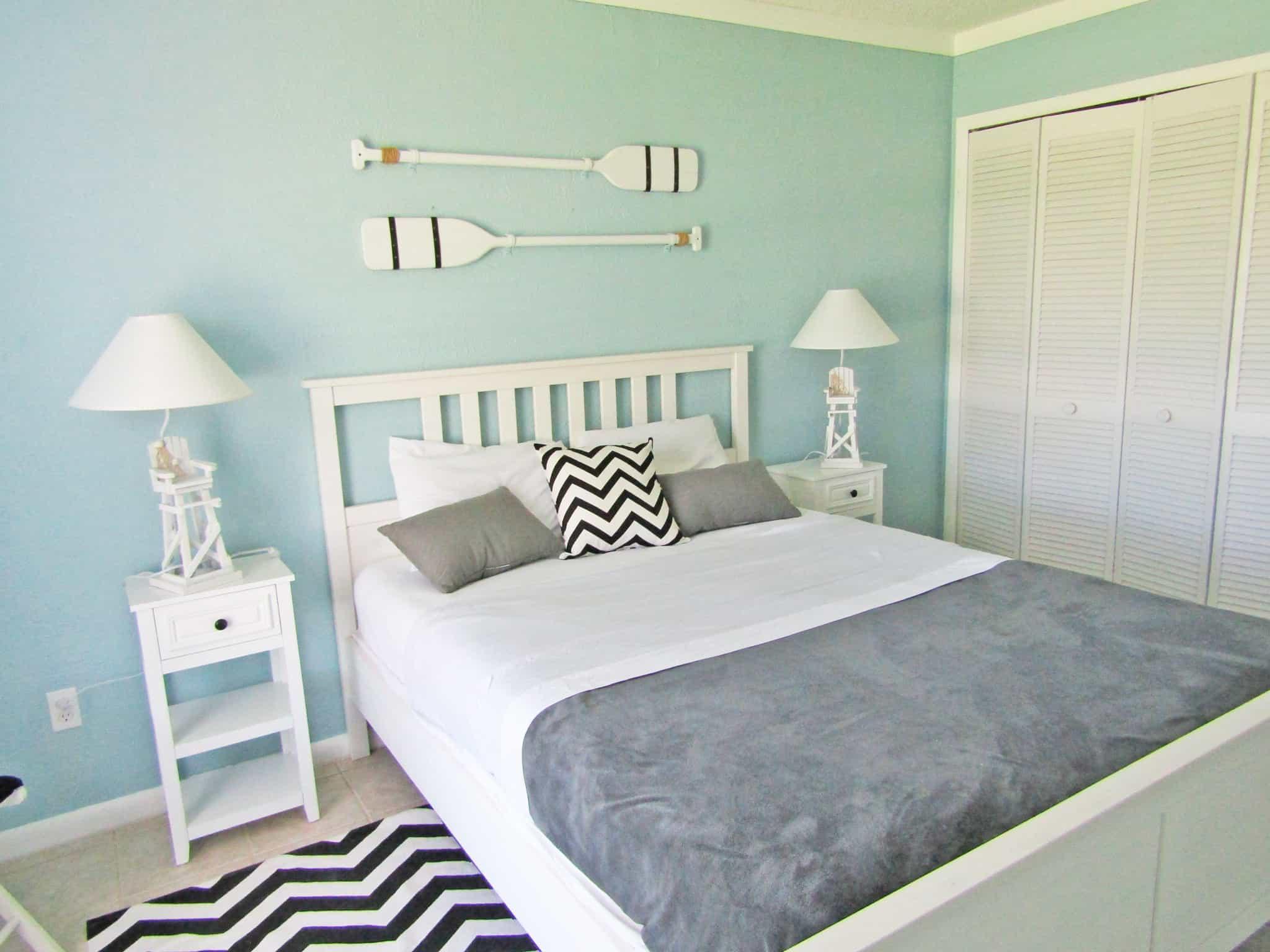 bedroom 2 (ground floor)