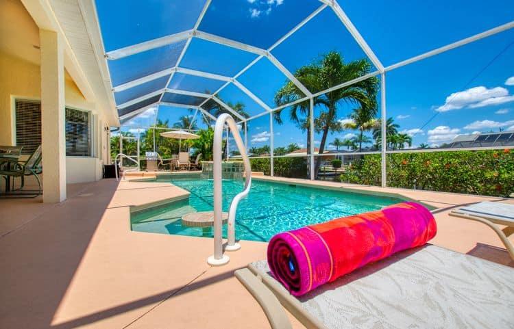 Villa Sapphire in Cape Coral, Florida