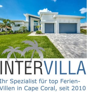Intervilla GmbH - Ferienhäuser in Cape Coral, Florida